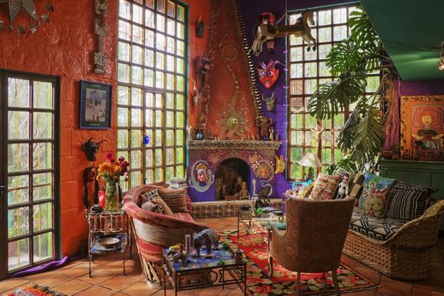 Artist's Sitting Room
